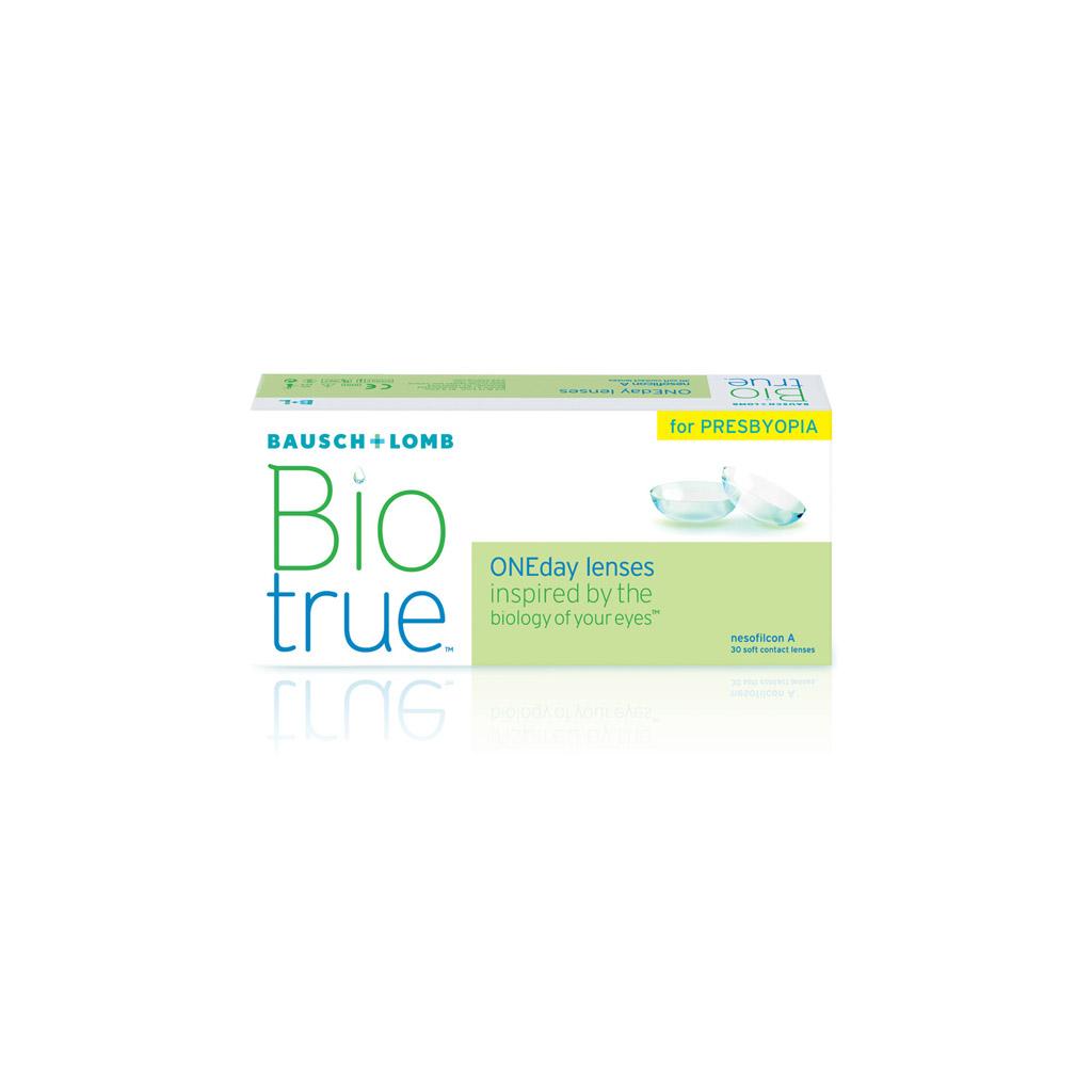 03c45f9560 Bausch + Lomb Biotrue OneDay For Presbyopia (30 Φακοί) – Οπτικά ...